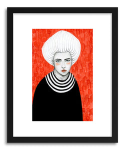 hide - Art print Sienna by artist Sofia Bonati on fine art paper