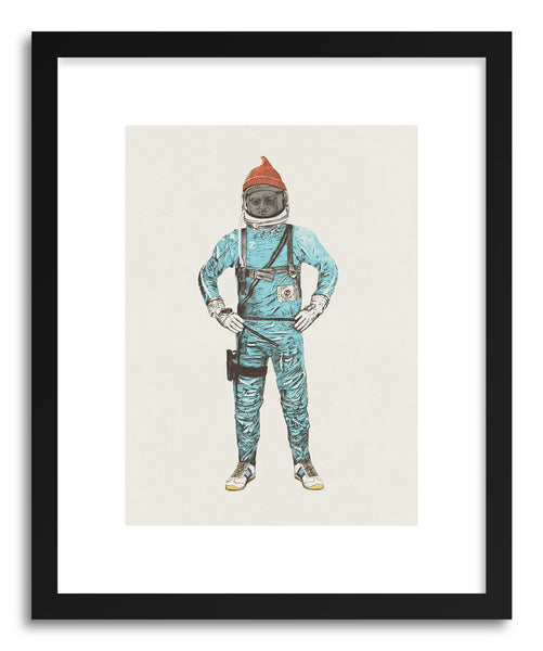 Fine art print Zissou In Space by artist Florent Bodart