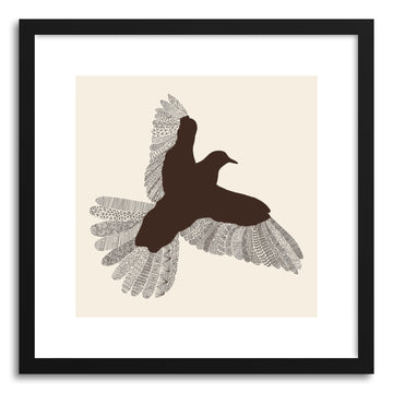 Fine art print Bird by artist Florent Bodart