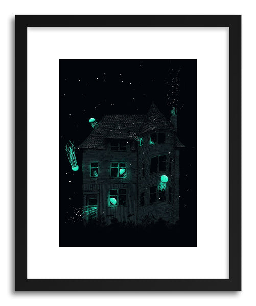 Fine art print A New Home by artist Florent Bodart