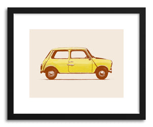 Fine art print Mini Mr Beans by artist Florent Bodart