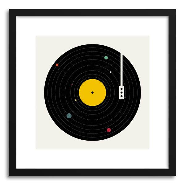 Fine art print Music Everywhere by artist Florent Bodart