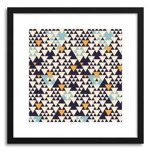 Fine art print Pattern No.2 by artist Florent Bodart