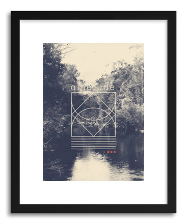 Fine art print Quietude by artist Florent Bodart