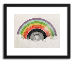 hide - Art print Rainbow Classics by artist Florent Bodart on fine art paper