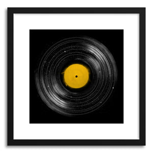 Fine art print Sound System by artist Florent Bodart