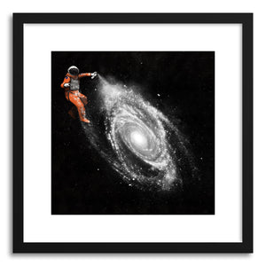 Fine art print Space Art by artist Florent Bodart