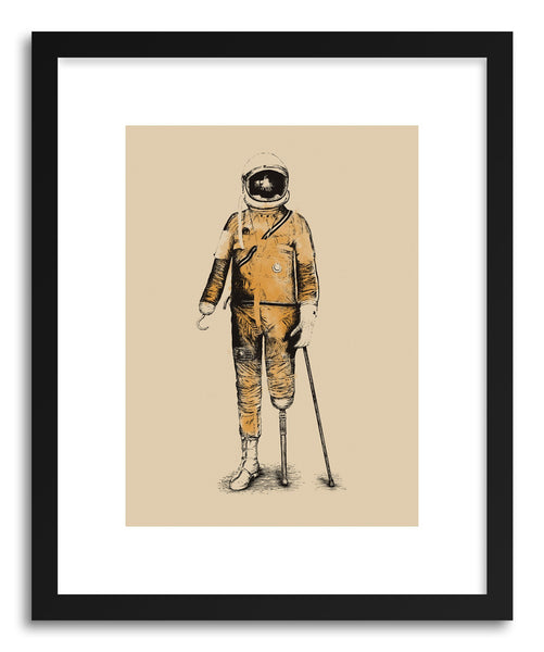 Fine art print Astropirate by artist Florent Bodart