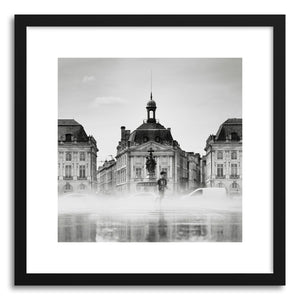 hide - Art print Place De La Bourse by artist Ronny Behnert on fine art paper