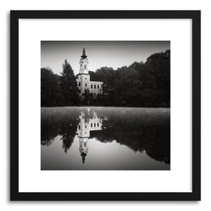hide - Art print Dammsmuhle Castle by artist Ronny Behnert on fine art paper