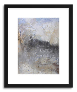 hide - Art print Majestic I by artist Michele Morata in white frame