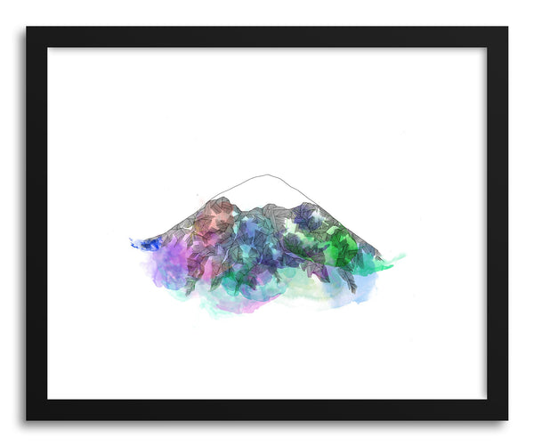 Fine art print Hatch Mountain by artist Meri Sawatzky