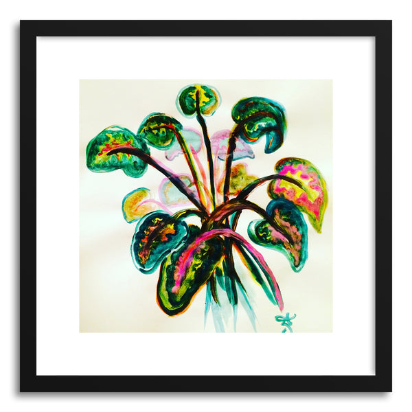 Fine art print A Bouquet Of Leaves by artist Alicia Jones