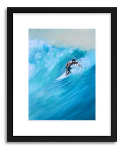 Fine art print Into The Blue by artist Cory McBee