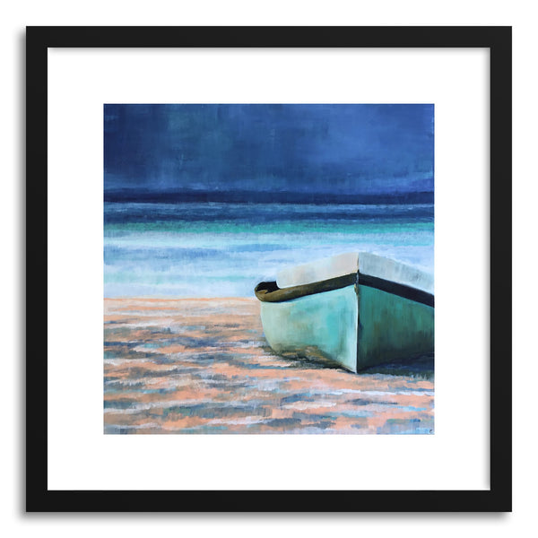 hide - Fine art print Beached by artist Cory McBee