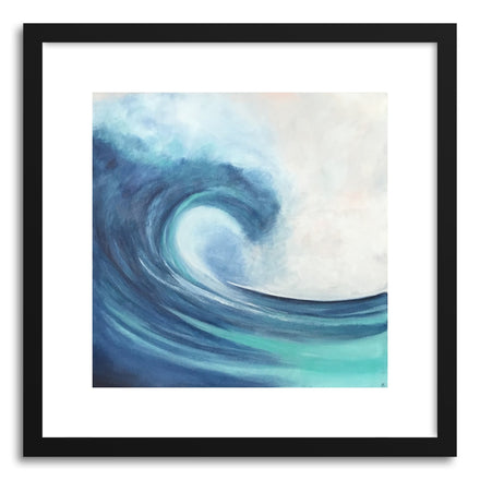 Fine art print Big Blue by artist Cory McBee