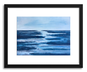 Fine art print In Blue Dreams by artist Cory McBee