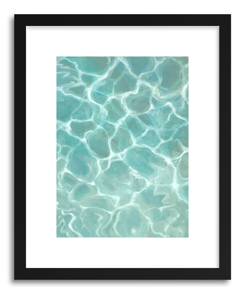Fine art print Poolside by artist Laura Browning