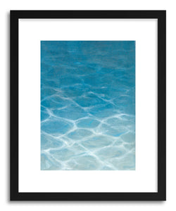 Fine art print Deep Blue by artist Laura Browning