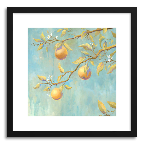 Fine art print Orange Blossoms by artist Laura Browning