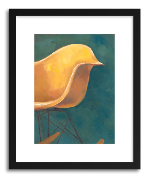 Fine art print Eames by artist Laura Browning