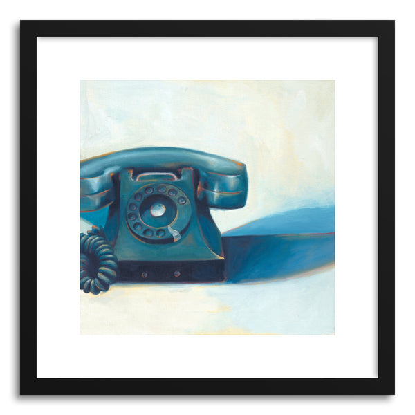 Fine art print Operator by artist Laura Browning