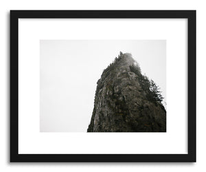 Fine art print Beacon Rock by artist Kristine Weilert