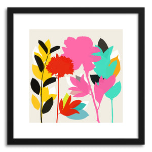 hide - Art print Peony No.1 by artist Garima Dhawan on fine art paper