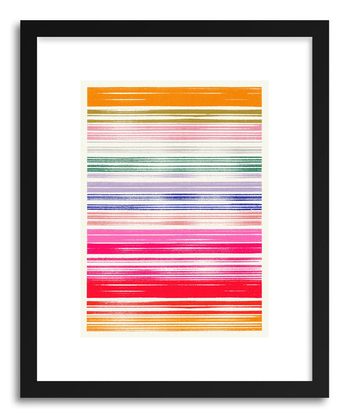 Fine art print Waves No.1 by artist Garima Dhawan