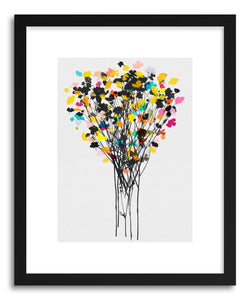 hide - Art print Buttercups No.2 by artist Garima Dhawan on fine art paper