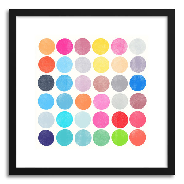 Fine art print Colorplay No.9 by artist Garima Dhawan