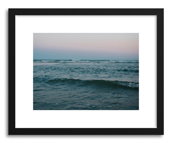 Art print Ocean Waves by artist Tina Crespo