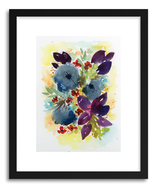 Fine art print Fall Bouquet by artist Lindsay Megahed