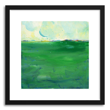 Fine art print Green Country by artist Lindsay Megahed