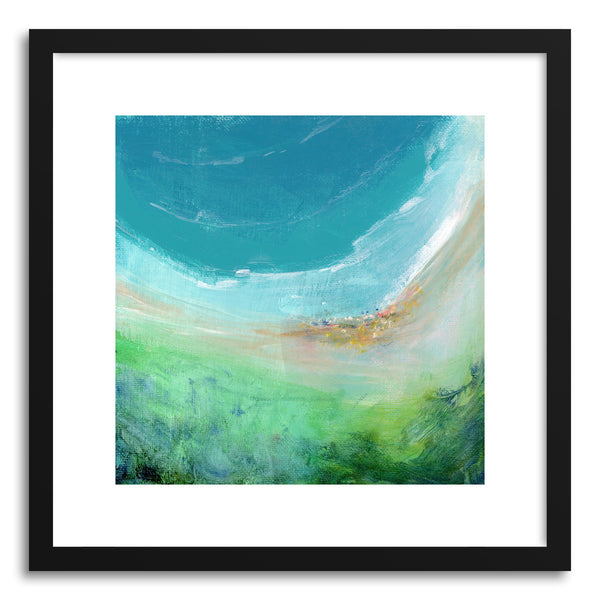 Fine art print Seaside by artist Lindsay Megahed