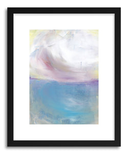 Fine art print Summer Clouds by artist Lindsay Megahed