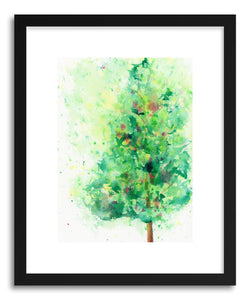 Fine art print Turning Spring by artist Lindsay Megahed