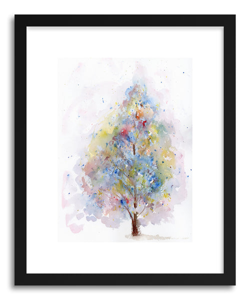 Fine art print Turning Winter by artist Lindsay Megahed