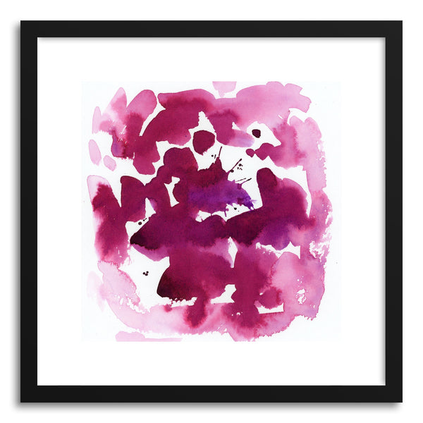 Fine art print Wild Orchid by artist Lindsay Megahed