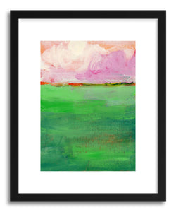 hide - Art print Pink Sky by artist Lindsay Megahed on fine art paper