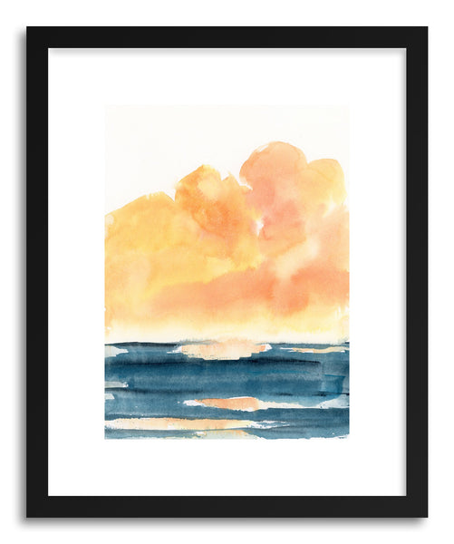 Fine art print Waterscape by artist Lindsay Megahed