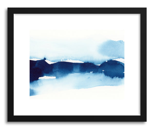 Fine art print Waters Edge by artist Lindsay Megahed