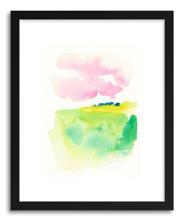 Fine art print Countryside by artist Lindsay Megahed