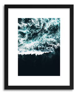 hide - Art print Oceanholic by artist Uma Gokhale on fine art paper