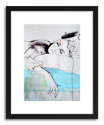Fine art print Maddelina by artist Leigh Viner