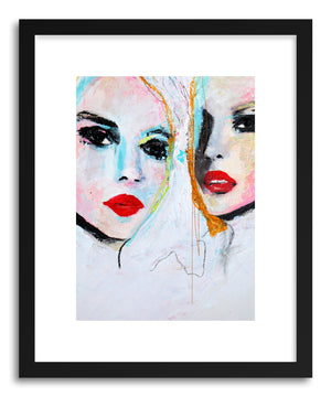 Fine art print Proneness No.2 by artist Leigh Viner