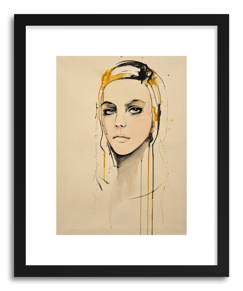 Fine art print Golden by artist Leigh Viner
