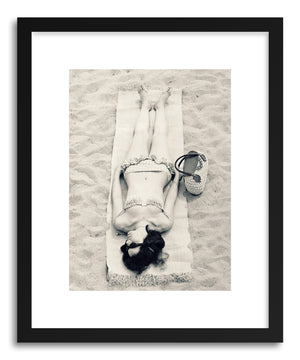 Fine art print Lollia by artist Leigh Viner