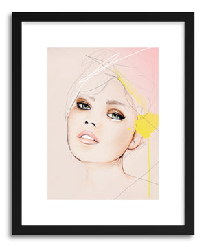 Fine art print Meanwhile by artist Leigh Viner
