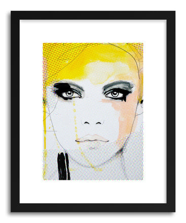 Fine art print Ruse by artist Leigh Viner